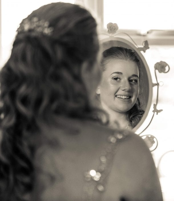 Event Photography prom reflection