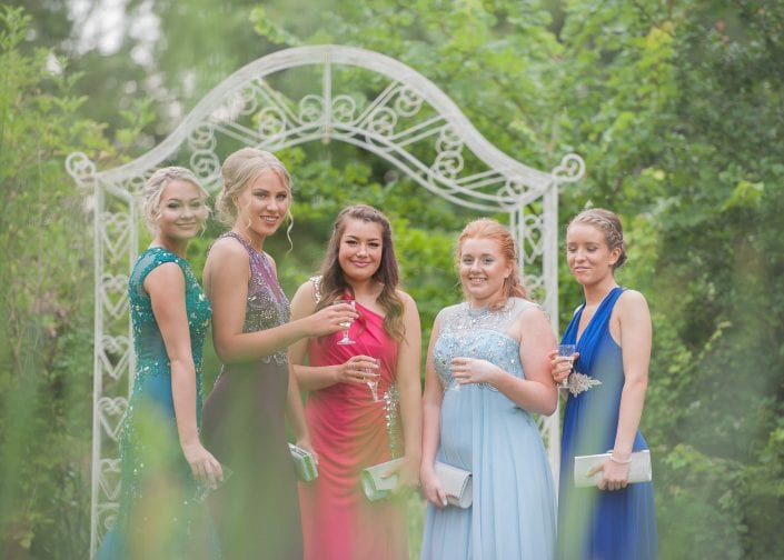 Event Photography prom group