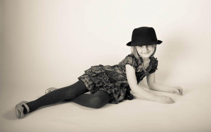 portrait photography smile