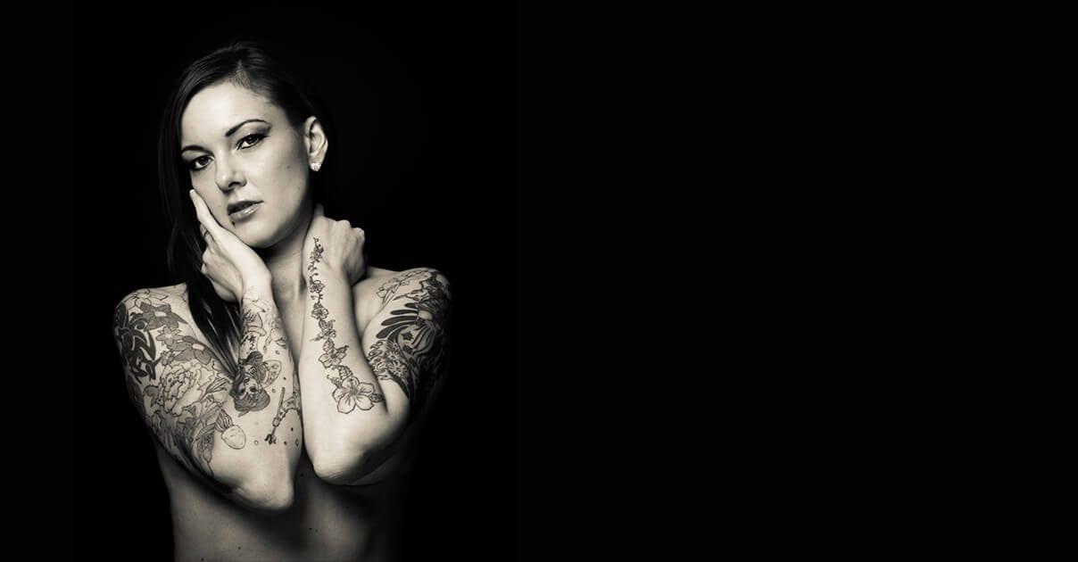Alternative - Kat Von Tease - Tattoo
