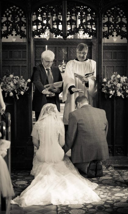 Wedding - Church Blessing