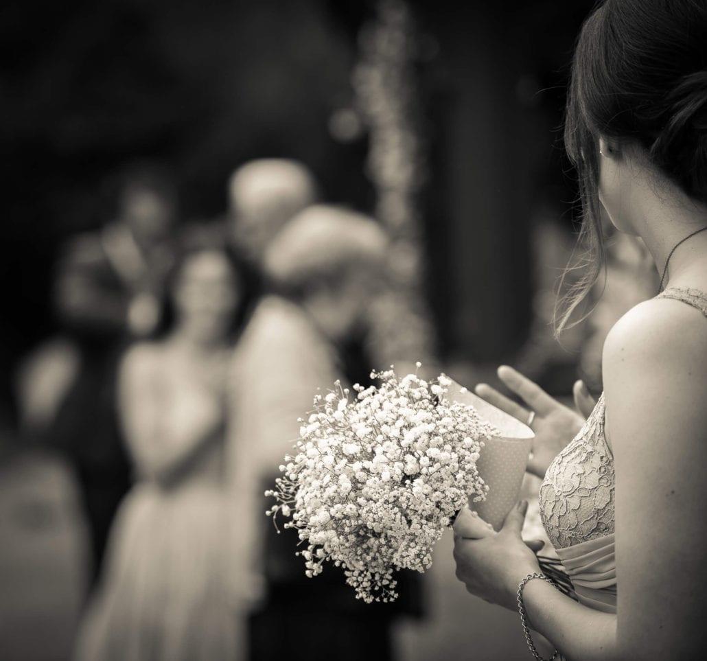 Wedding - Bridesmaild flowers