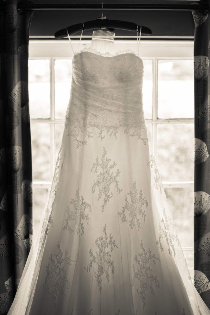 Wedding photography - Dress